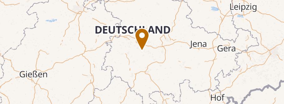 Travdo Hotels und Resorts Ferien Hotel Rennsteigblick, Kurhausstraße 12, 99894 Friedrichroda