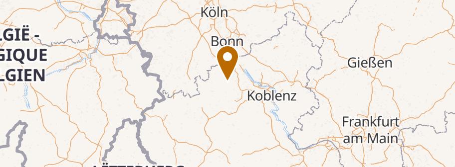 Hotel und Landgasthof Zum Bockshahn, Mittelstraße 12, 56746 Spessart