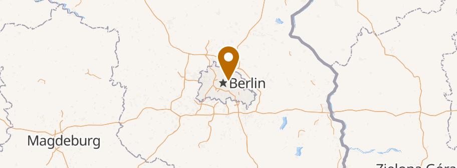 Hotel Garni Comenius, Grünberger Straße 22, 10243 Berlin