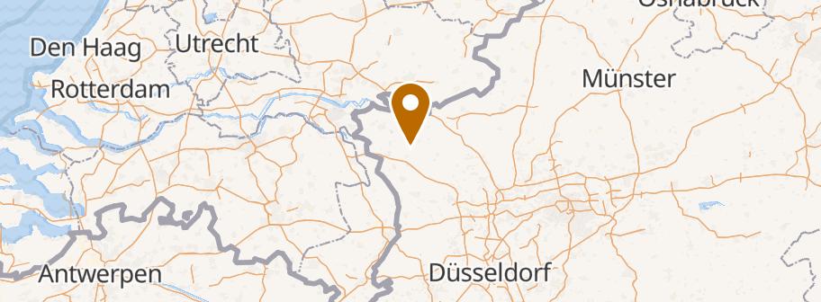 Ferienwohnungen Poenenhof, Kirsel 111, 47589 Uedem