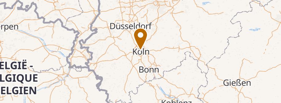 Hotel Monte Christo, Große Sandkaul 24-26, 50667 Köln