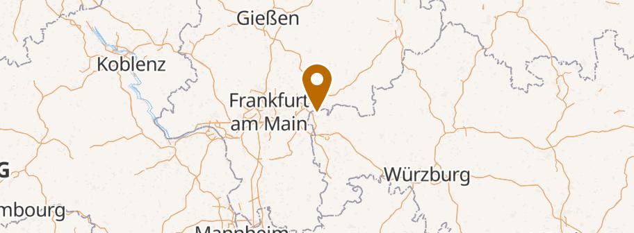 Hotel-Gasthof  Zum Freigericht, Wasserloser Straße 29, 63755 Alzenau