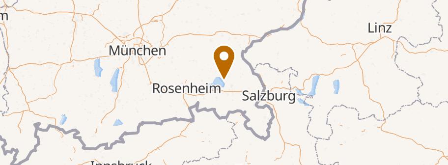 Gasthaus zur Post Oberwirt, Laimgruber Straße 5, 83339 Chieming
