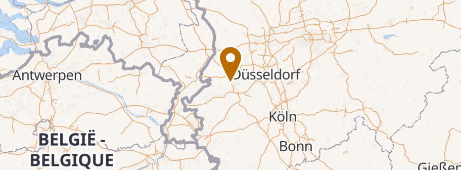 Akzent Hotel Landhaus Heinen, Genhülsen 112, 41179 Mönchengladbach