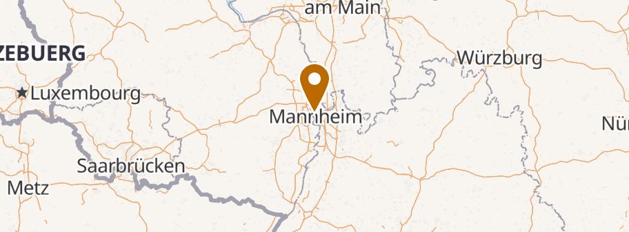 Best Western Hotel Mannheim City, C 7 9-11, 68159 Mannheim