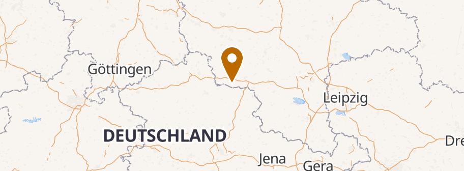 Land-gut-Hotel Barbarossa, Am Stausee, 06537 Kelbra / Kyffhäuser