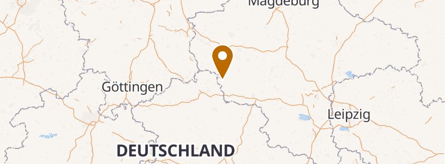 Hotel Zum Bürgergarten, Thyratal 1, 06536 Stolberg