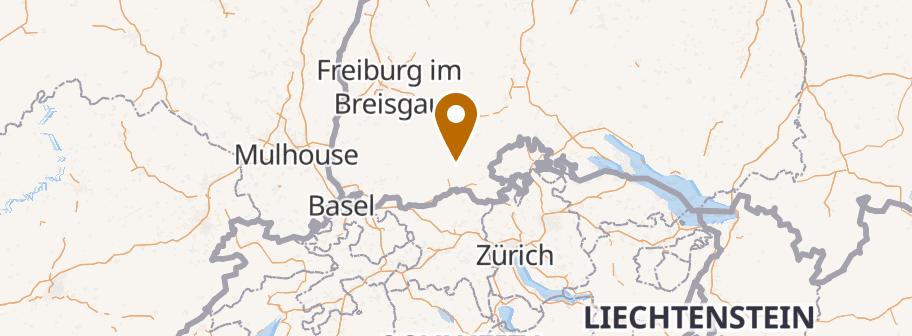 Landgasthof Ebner, Rosenweg 27, 79809 Weilheim